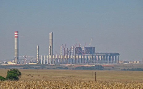 Eskom's Kusile power station. Picture: Facebook.
