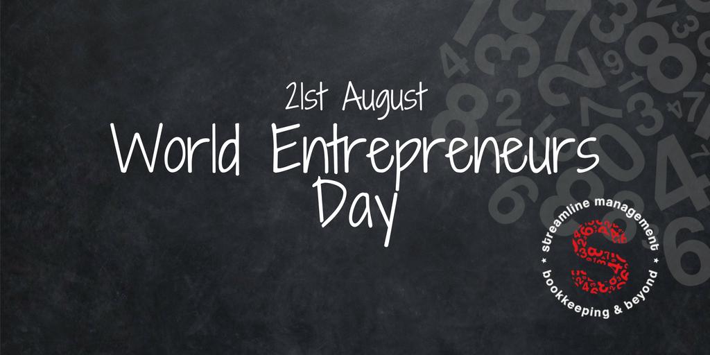 World Entrepreneurs' Day