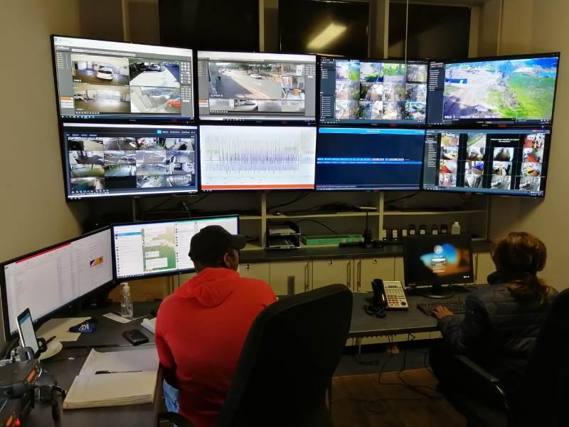 Security in Stellenbosch