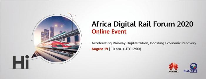 Digitalized Railway Africa