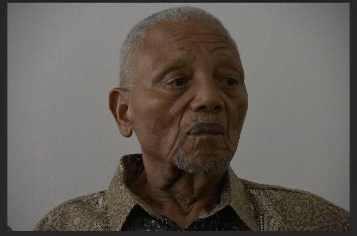 Anti-apartheid Activist John Nkadimeng