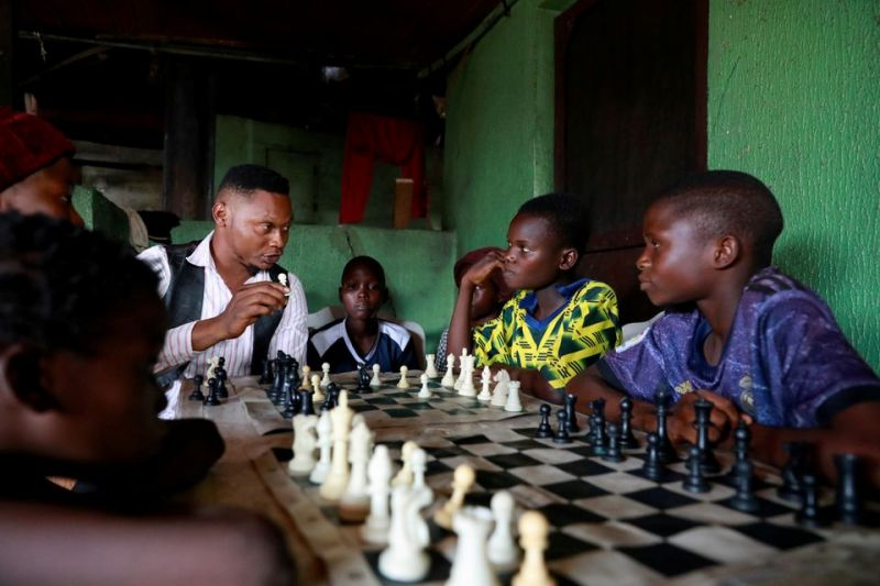 Grooming Lagos Youths in a Game of Strategy