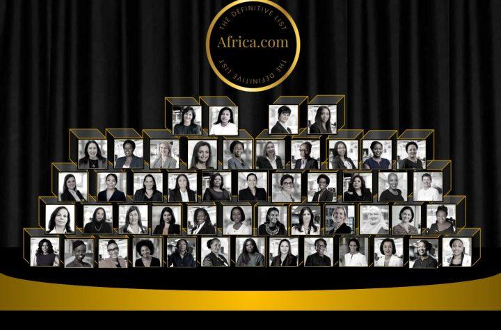 Top 50 Women in Corporate Africa